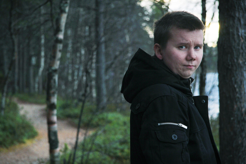 Saamelaisnuori Niki Rasmus