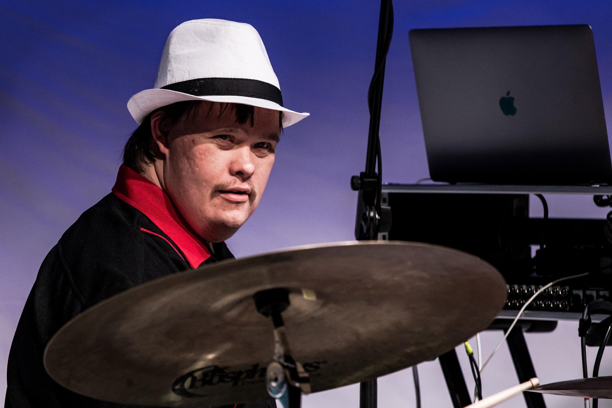 rumpali Toni Välitalo