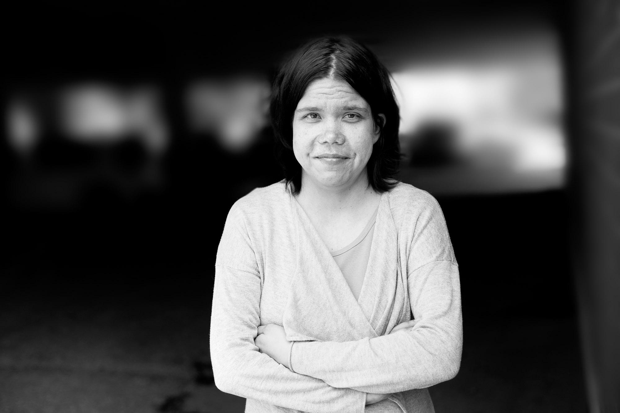 Karoliina Olkkonen Palkkaa työstä -kampanja