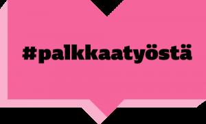 Palkkaa työstä -kampanjan logo